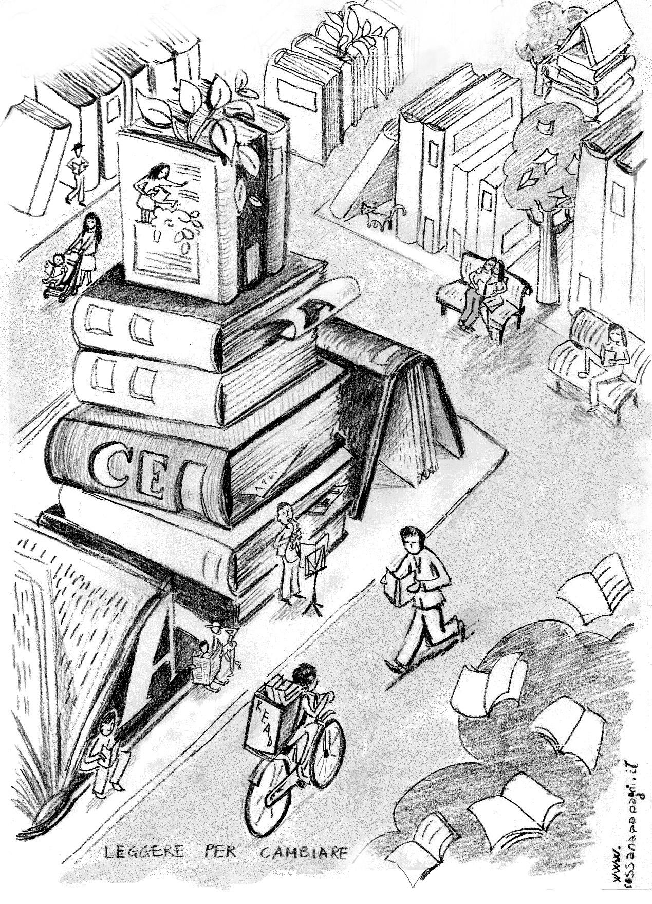 città libri